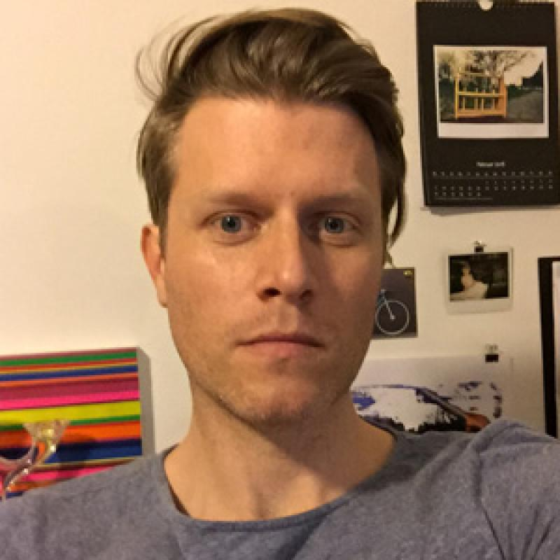 Portrait Christoph
