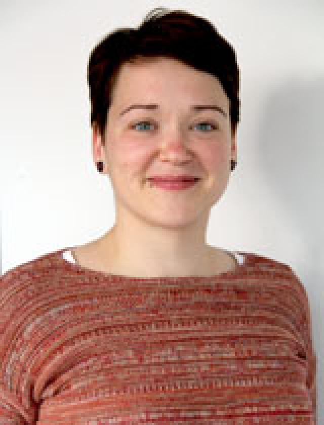 Portrait Anja Liebig