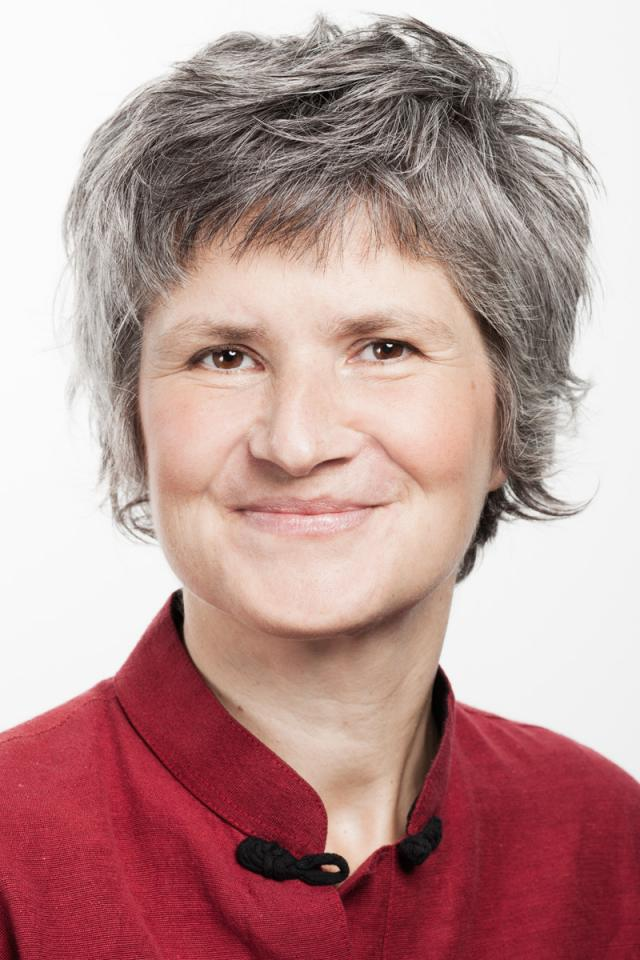 Portrait Annette Fink