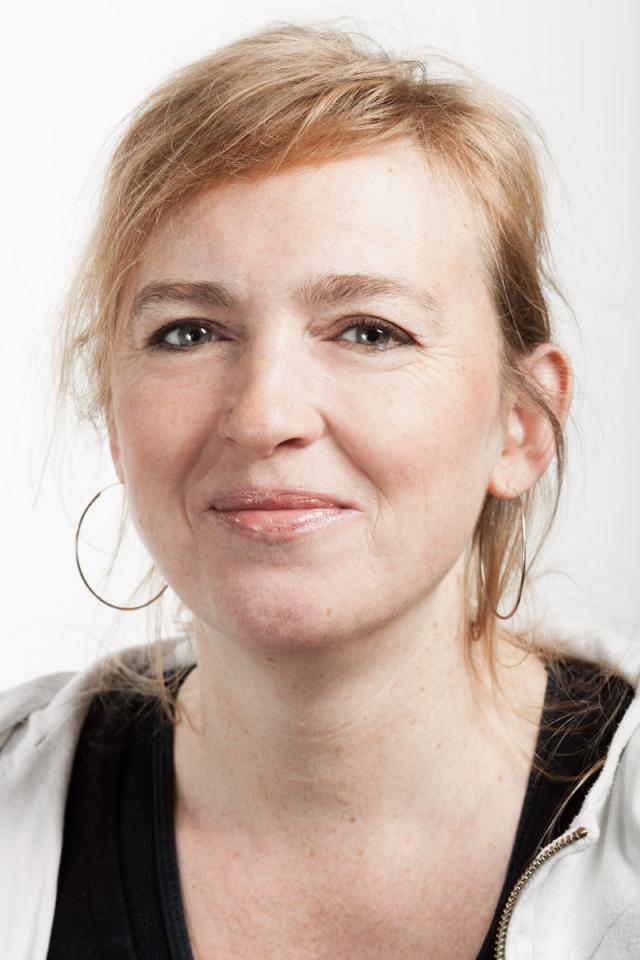 Portrait Bärbel Knorr