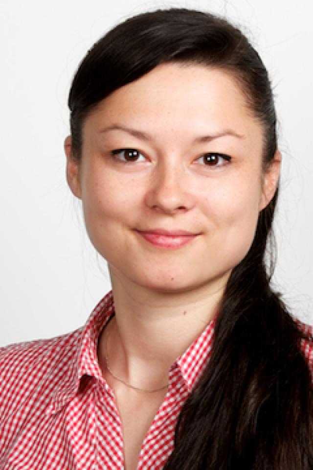 Portrait Ljuba Böttger