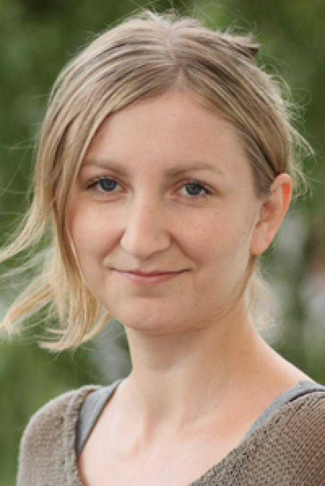 Portrait Christina Laußmann