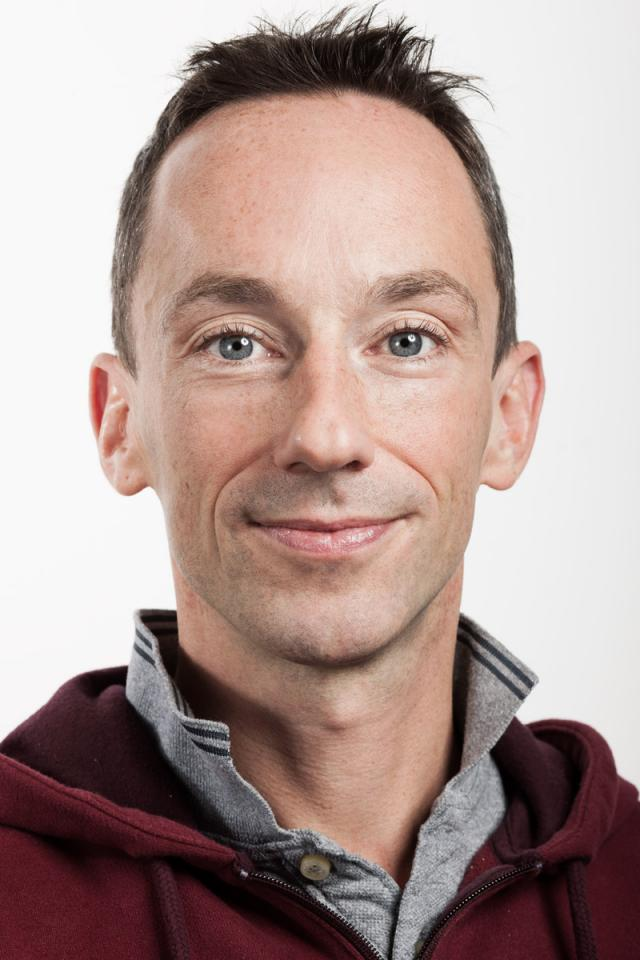 Portrait Holger Sweers