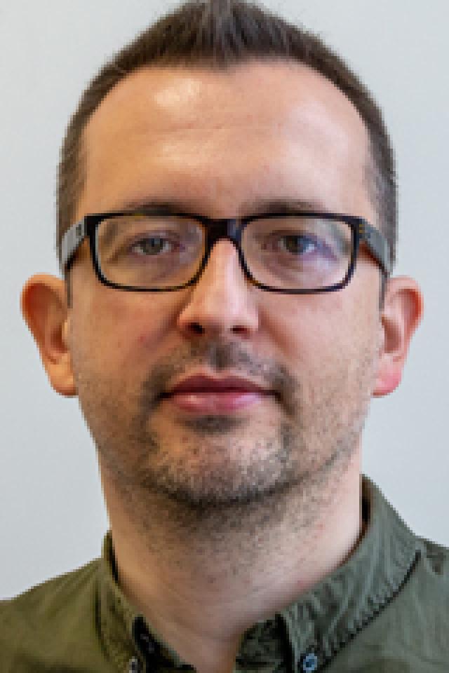 Portrait Dennis Wulff