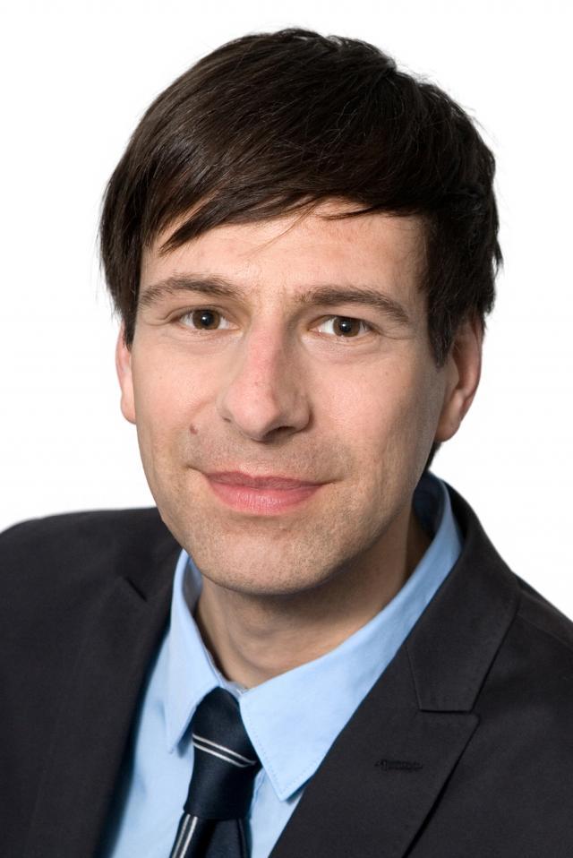 Portrait Holger Wicht