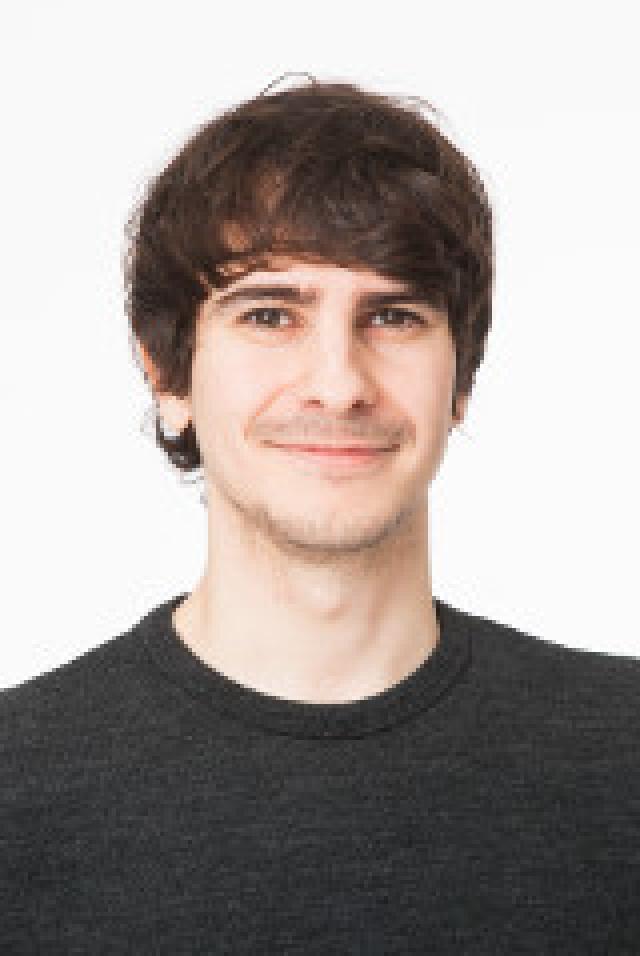 Portrait Manuel Hofmann