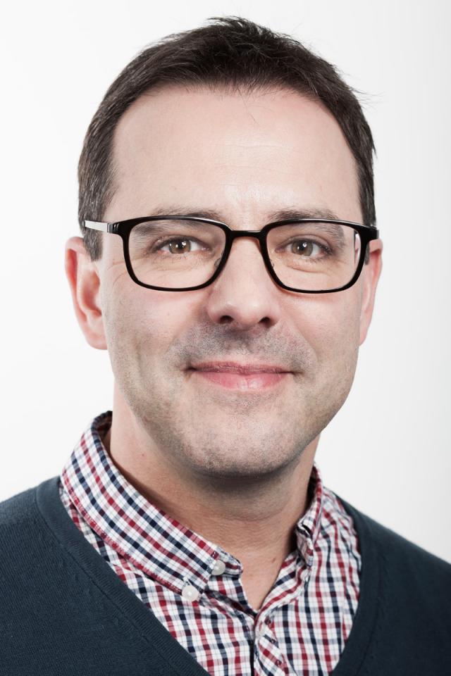 Portrait Werner Bock
