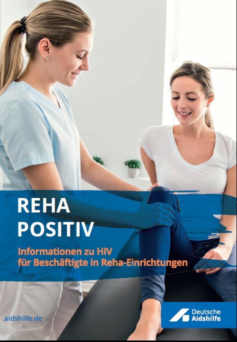 Informationen zu HIV für Beschäftigte in Reha-Einrichtungen