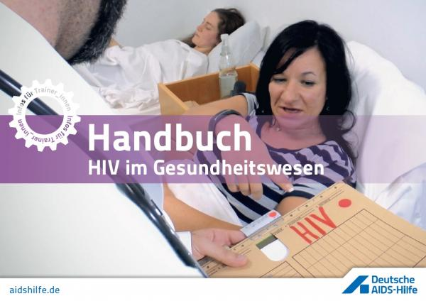 Coverbild. Arzt-Patienten-Gespräch am Krankenbett.