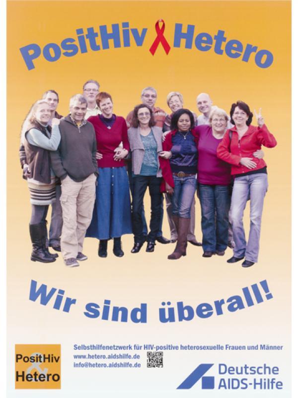 PositHIV und Hetero - Wir sind überall 2011