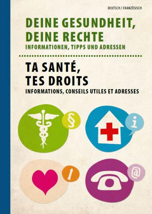 Deine Gesundheit, Deine Rechte (deutsch/französisch)