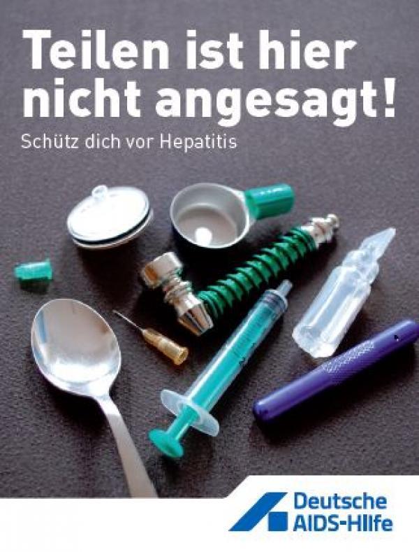 Abbildung verschiedener Konsumutensilien für Drogengebraucher_innen
