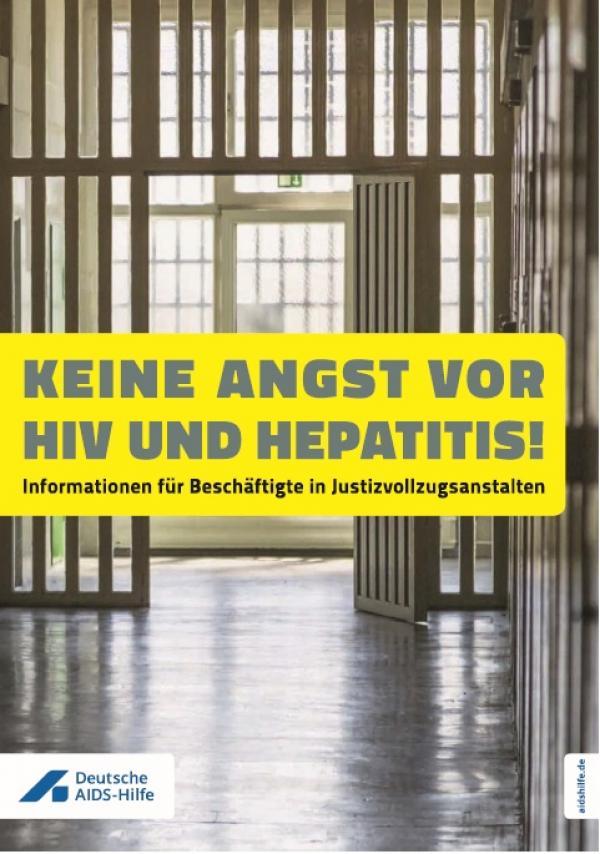 Keine Angst vor HIV und Hepatitis!
