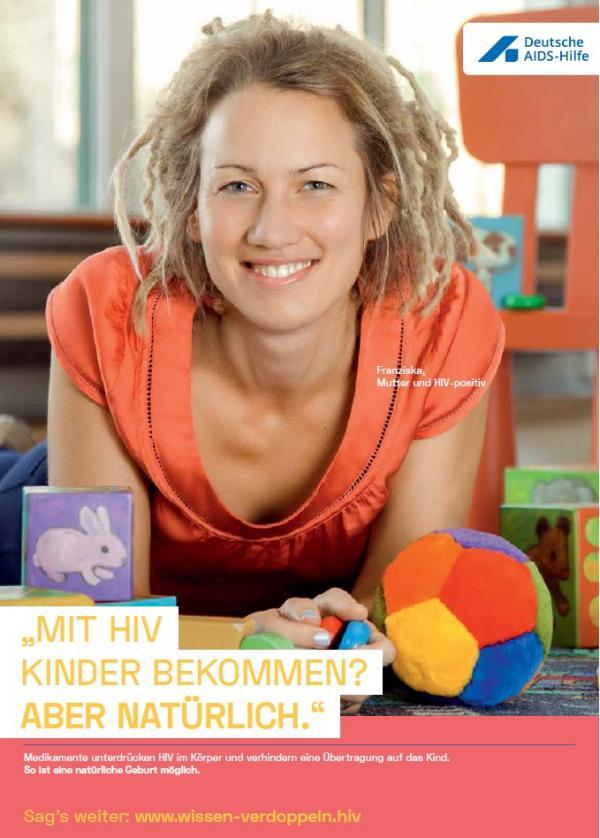 Welt-Aids-Tag 2018: Wissen verdoppeln (Mit HIV Kinder bekommen?)