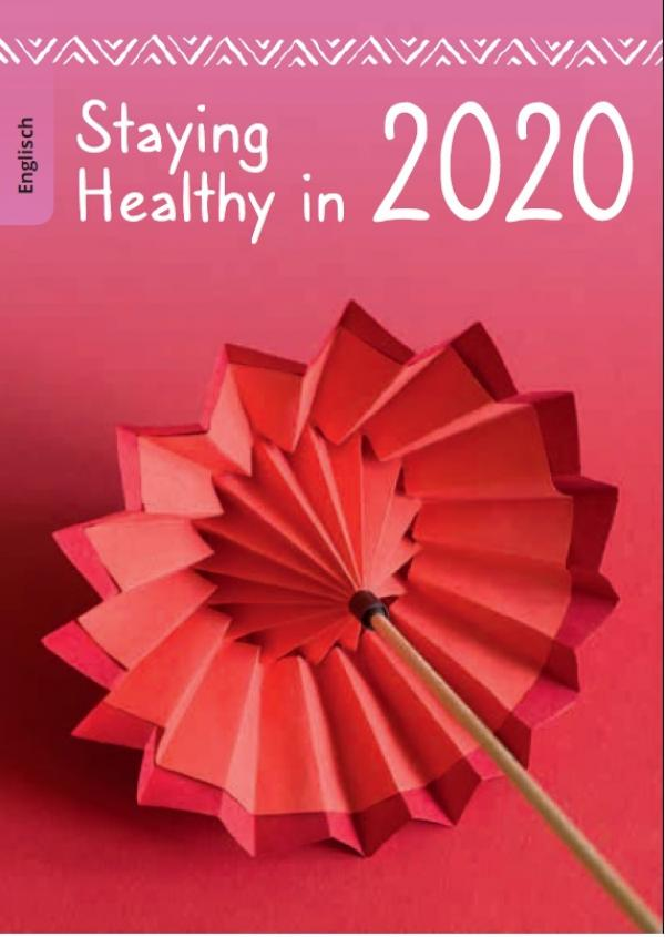 Gesund durchs Jahr 2020 (englisch)