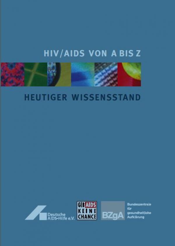 Cover von der Broschüre
