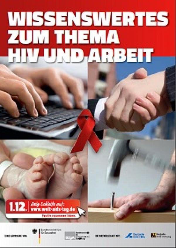 Wissenswertes zum Thema HIV und Arbeit