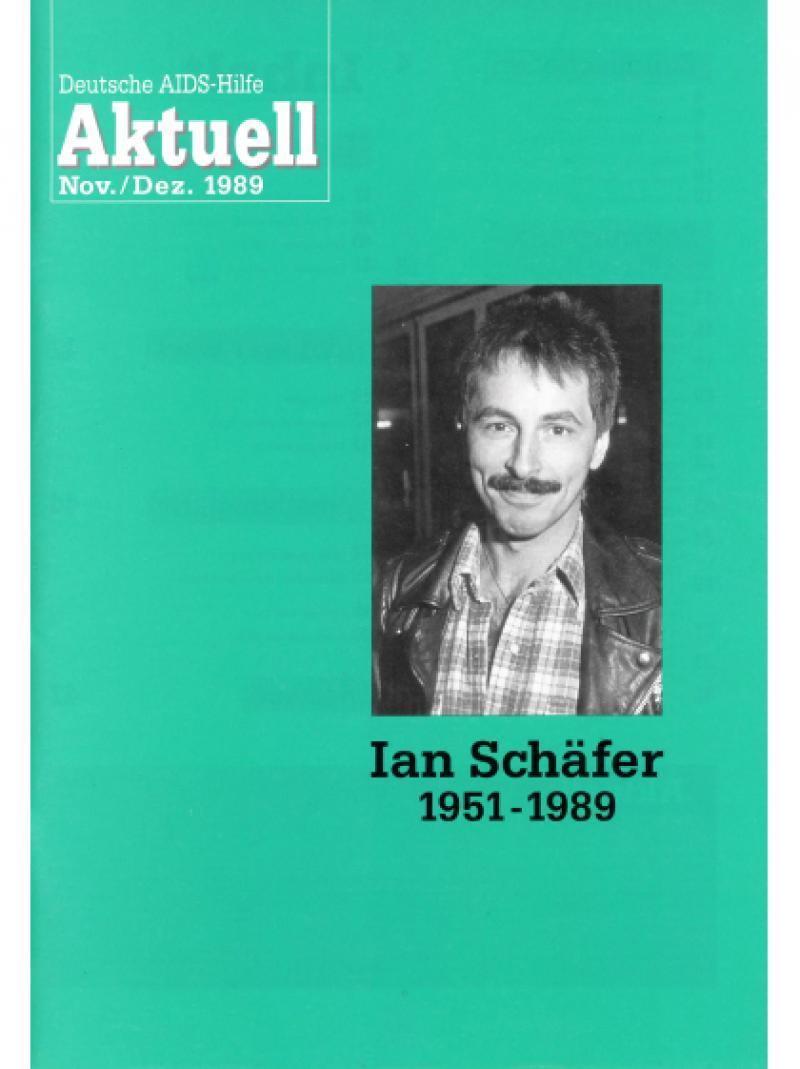 Deutsche AIDS-Hilfe Aktuell - Nov./Dez. 1989