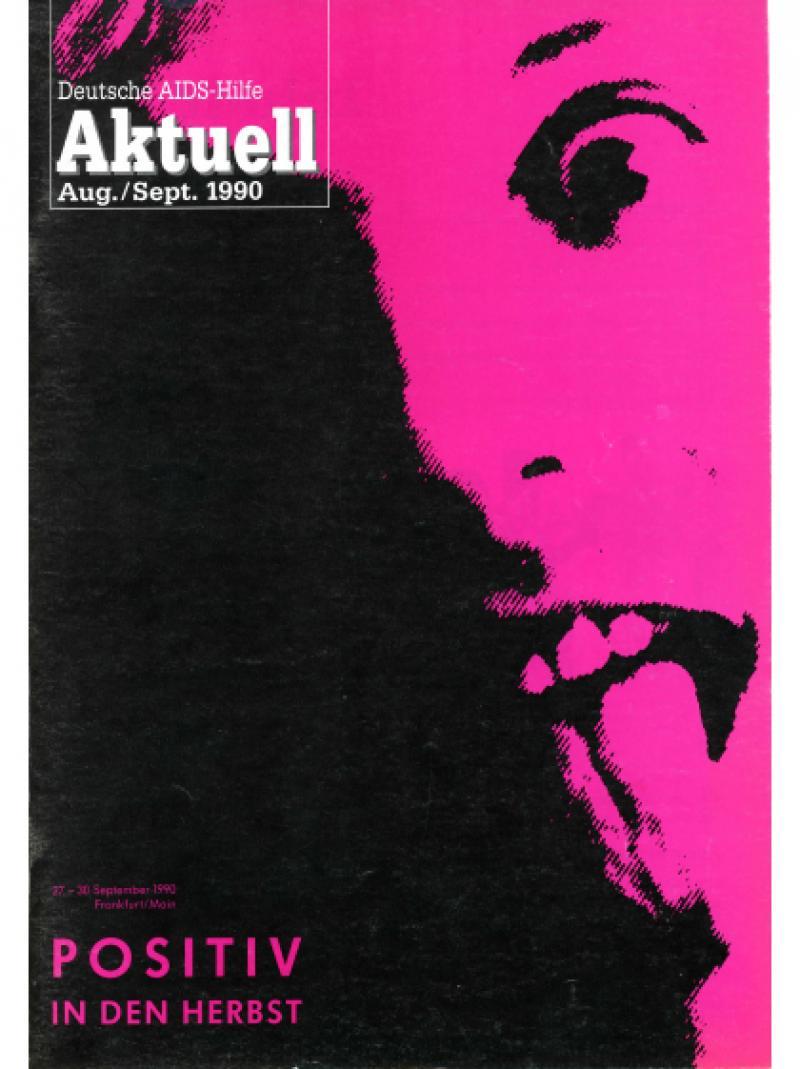 Deutsche AIDS-Hilfe Aktuell - Aug./Sept. 1990