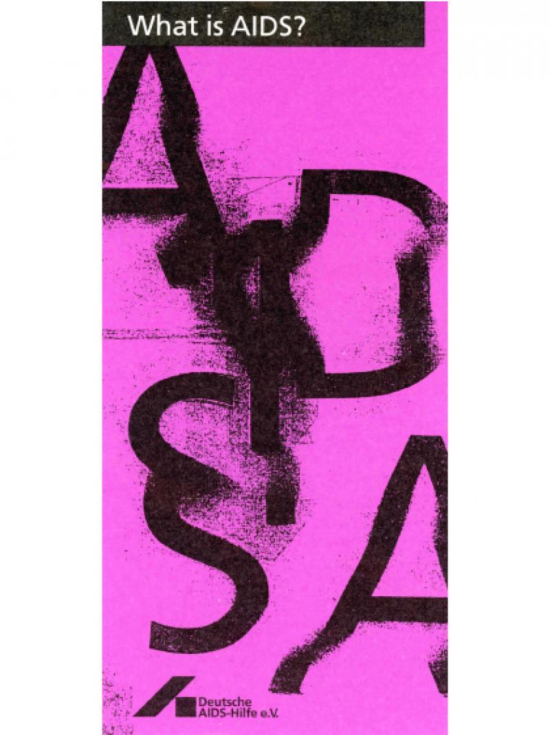 Was ist AIDS? (englisch) 1990
