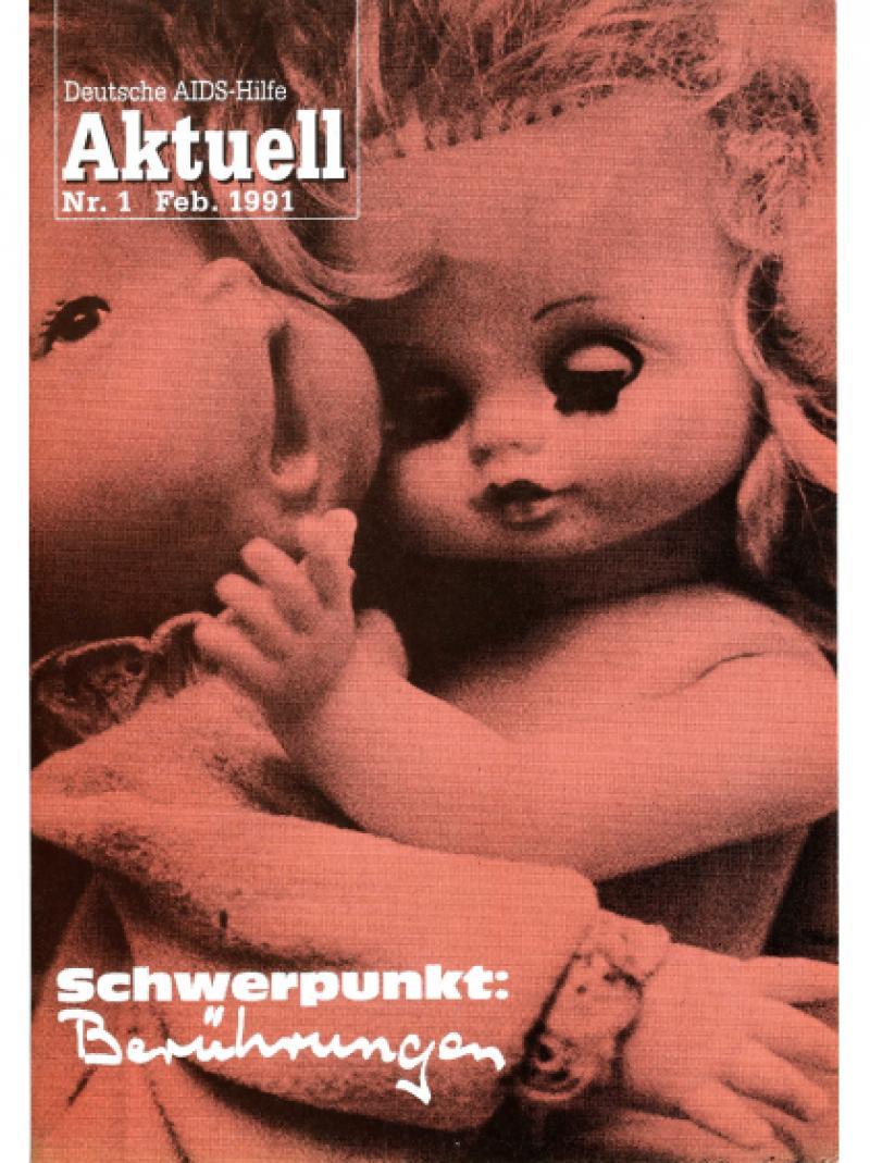 Deutsche AIDS-Hilfe Aktuell Nr.1 Februar 1991