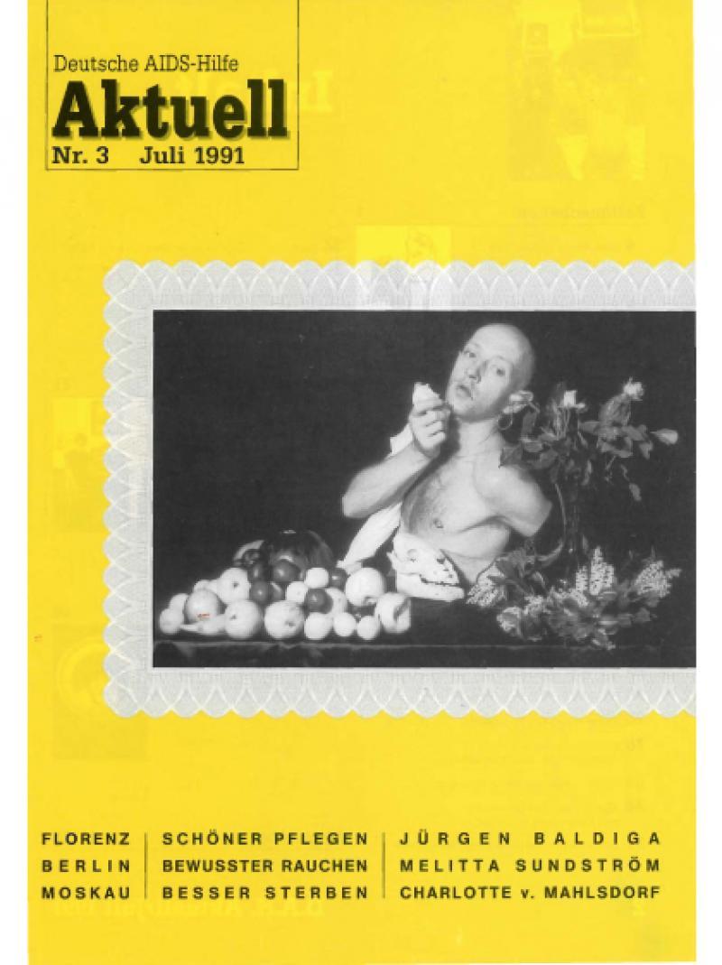 Deutsche AIDS-Hilfe Aktuell Nr.3 Juli 1991