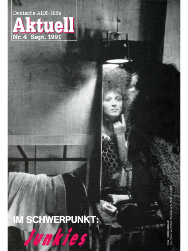 Deutsche AIDS-Hilfe Aktuell - September 1991