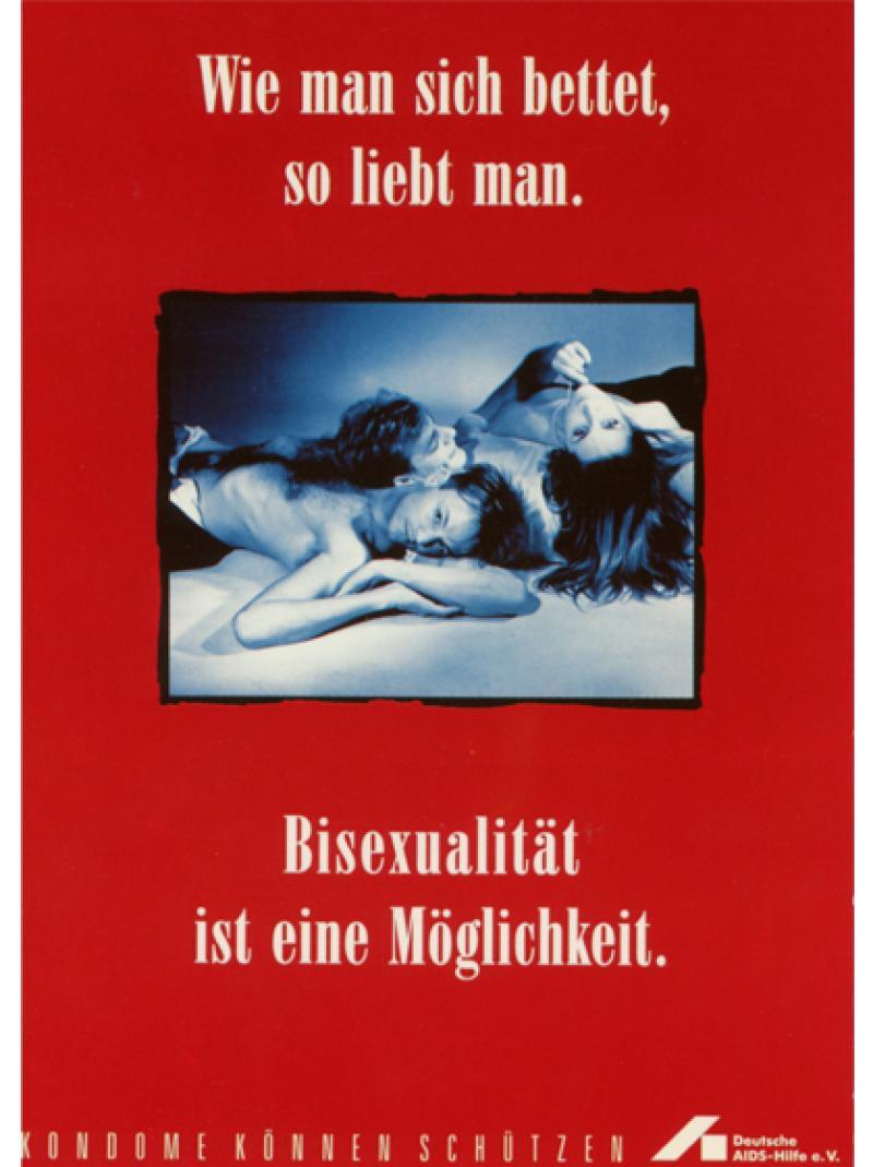 Wie man sich bettet, so liebt man. Bisexualität ist eine Möglichkeit. 1991
