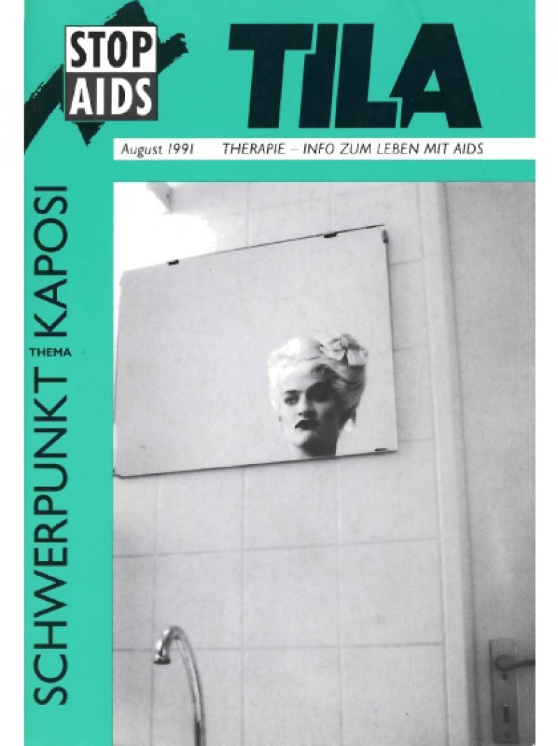 TILA - Therapie-Info zum Leben mit AIDS - August 1991