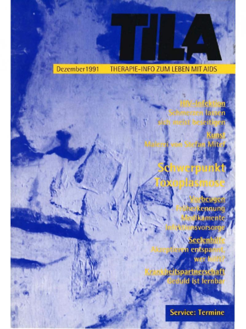 TILA - Therapie-Info zum Leben mit AIDS - Dezember 1991