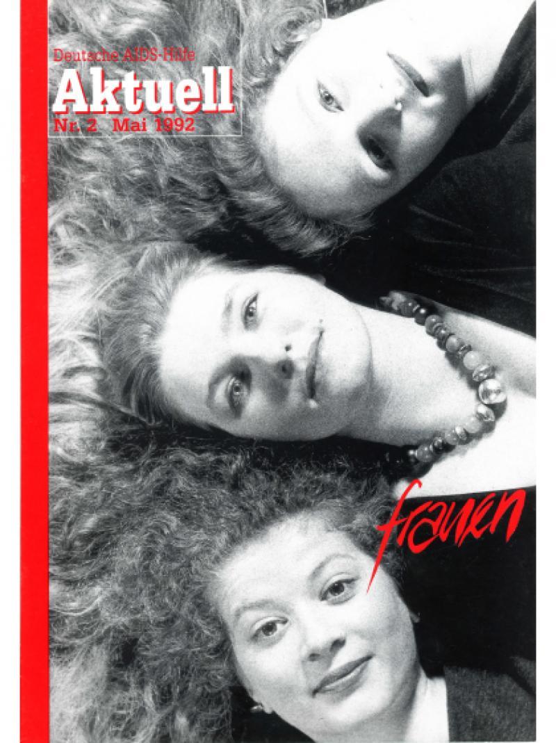 Deutsche AIDS-Hilfe Aktuell - Nr.2 Mai 1992