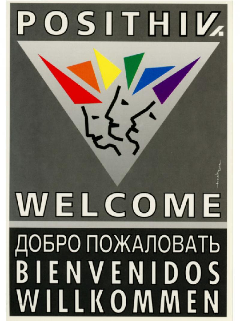 PositHIV welcome 1992