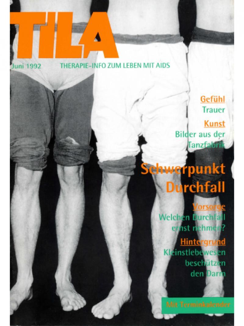 TILA - Therapie-Info zum Leben mit AIDS - Juni 1992