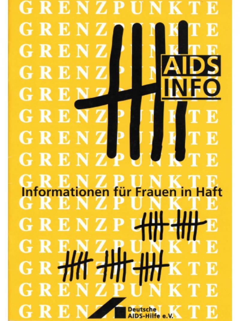 Informationen für Frauen in Haft Januar 1993