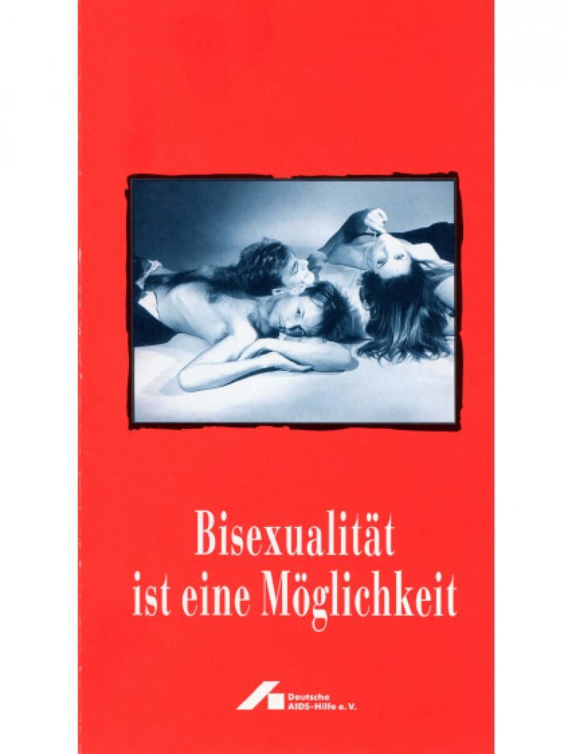 Bisexualität ist eine Möglichkeit 1993