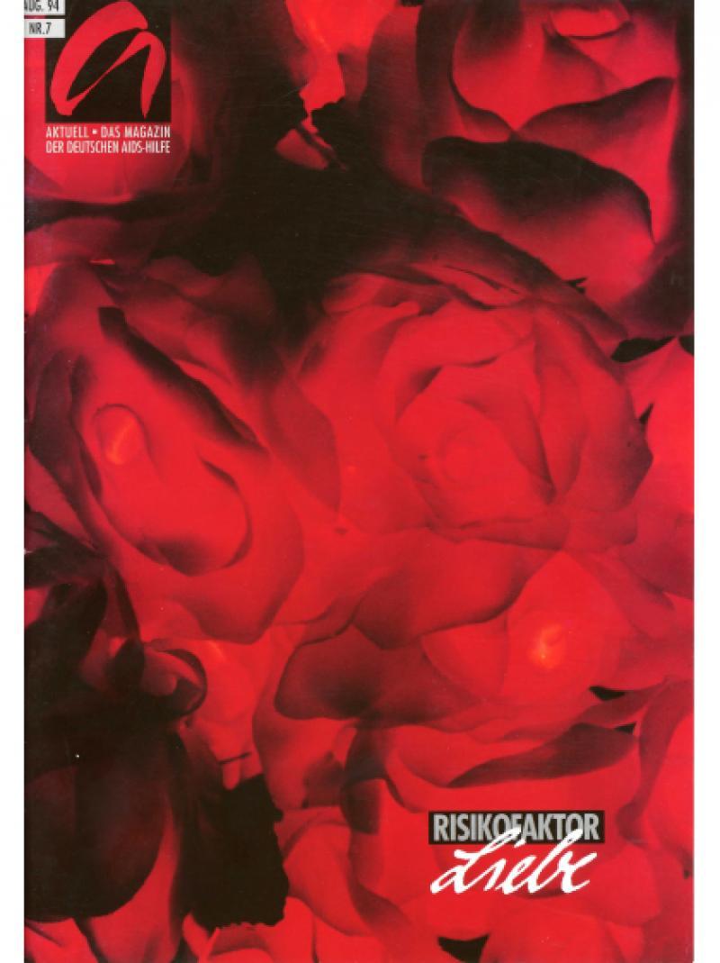 Deutsche AIDS-Hilfe Aktuell - Nr.7 August 1994