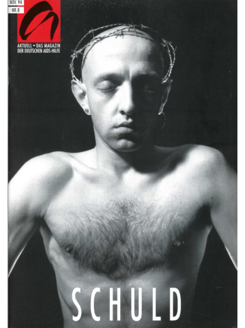 Deutsche AIDS-Hilfe Aktuell - Nr.8 November 1994