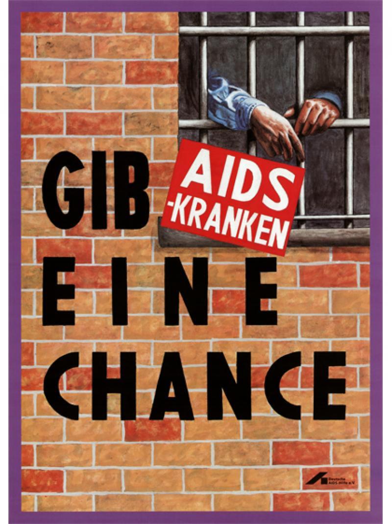 Gib AIDS-Kranken eine Chance 1994