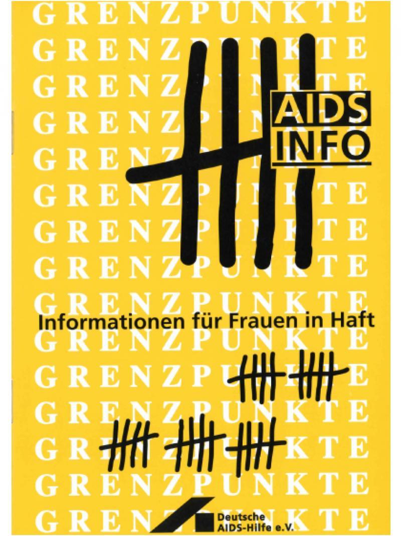 Informationen für Frauen in Haft August 1994