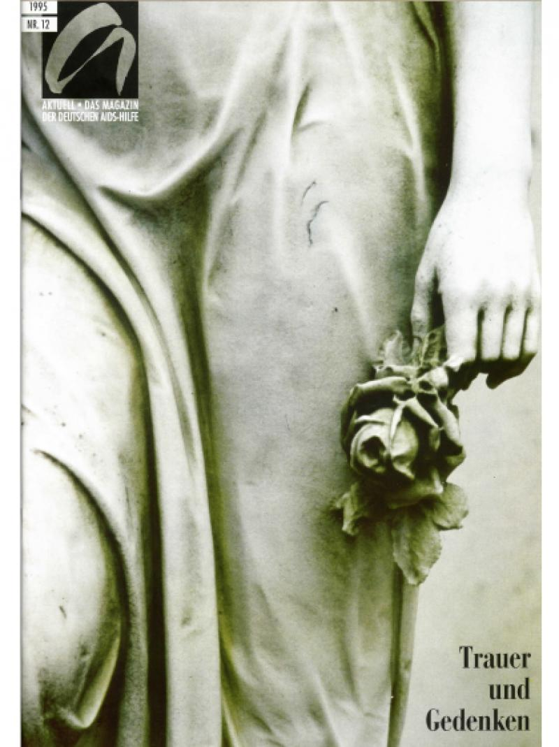 Deutsche AIDS-Hilfe Aktuell - Nr.12 Oktober 1995