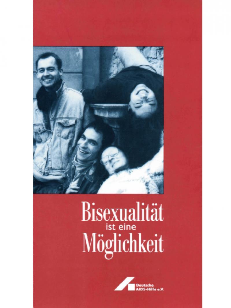 Bisexualität ist eine Möglichkeit 1995
