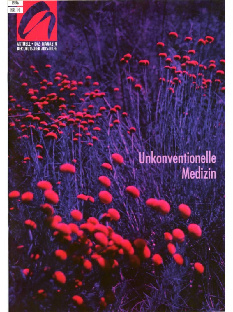 Deutsche AIDS-Hilfe Aktuell - Nr.14 März 1996