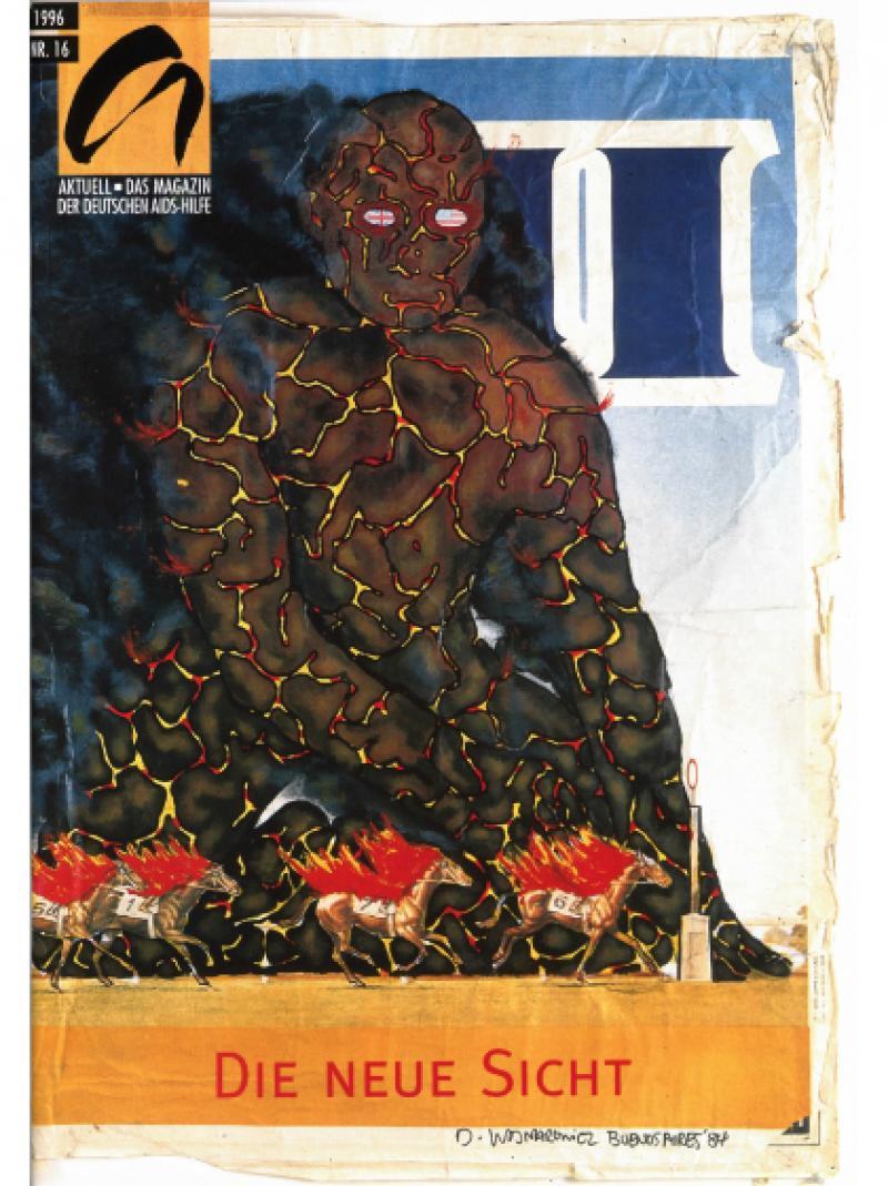 Deutsche AIDS-Hilfe Aktuell - Nr.16 Oktober 1996
