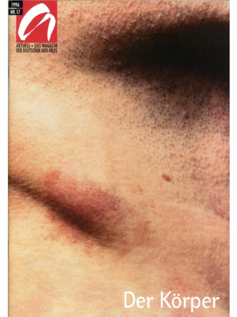 Deutsche AIDS-Hilfe Aktuell - Nr.17 Dezember 1996