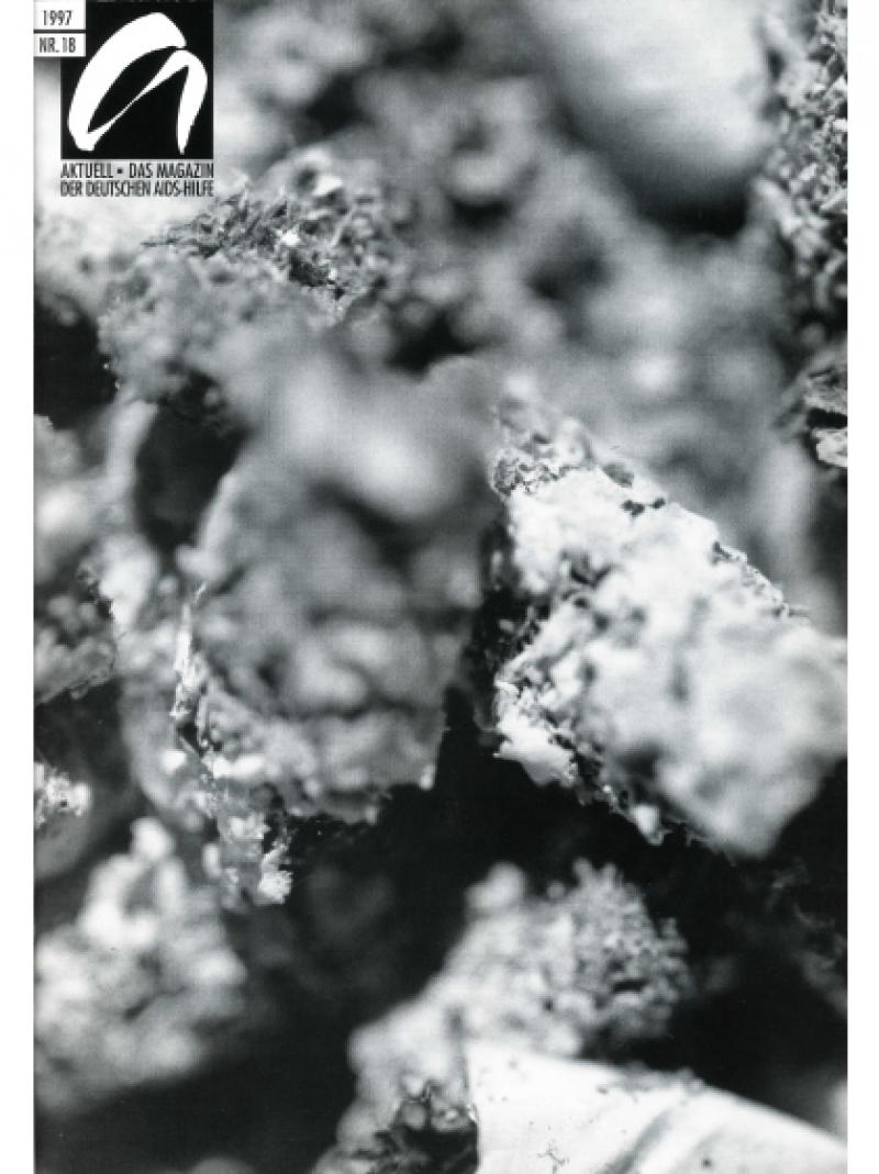 Deutsche AIDS-Hilfe Aktuell - Nr.18 April 1997