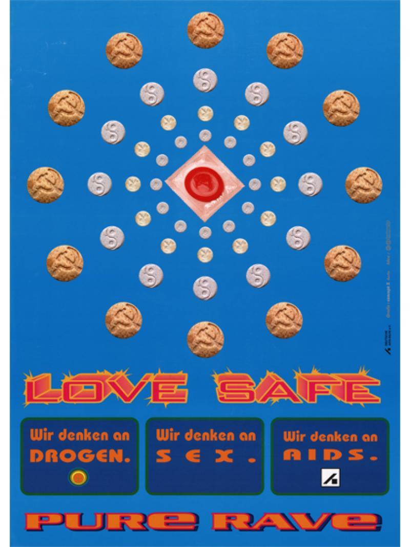 Love Safe - Pure Rave 1997