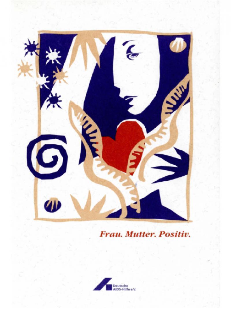 Frau. Mutter. Positiv. 1997