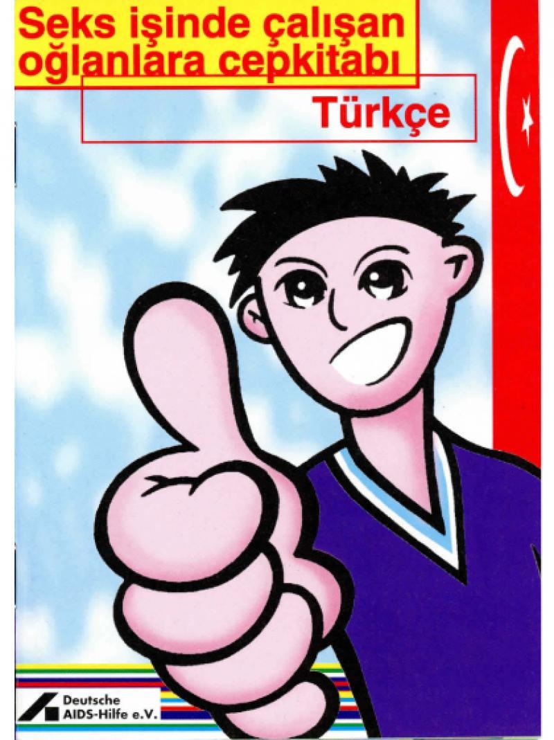 Taschenbuch für Jungs im Sexbusiness türkisch 1997