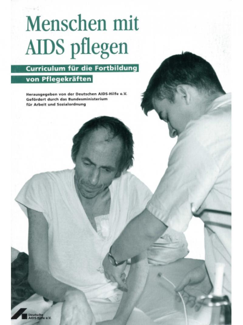 Menschen mit AIDS pflegen 1998