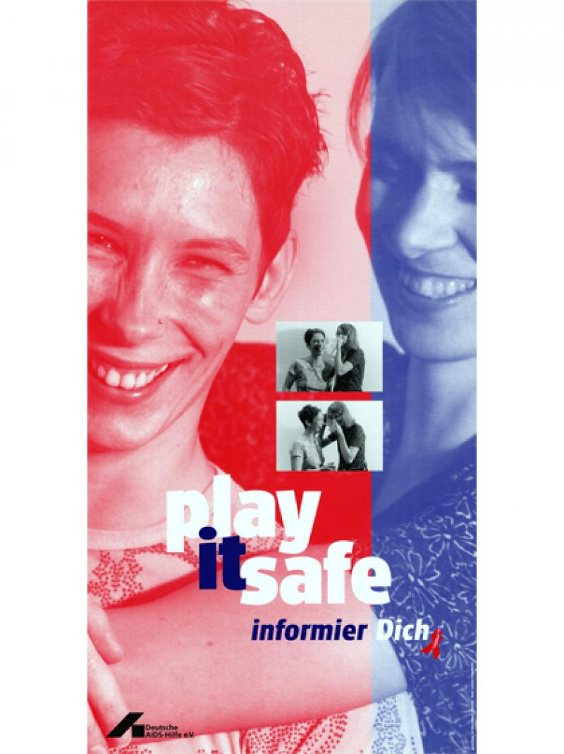 play it safe - informier dich 1998